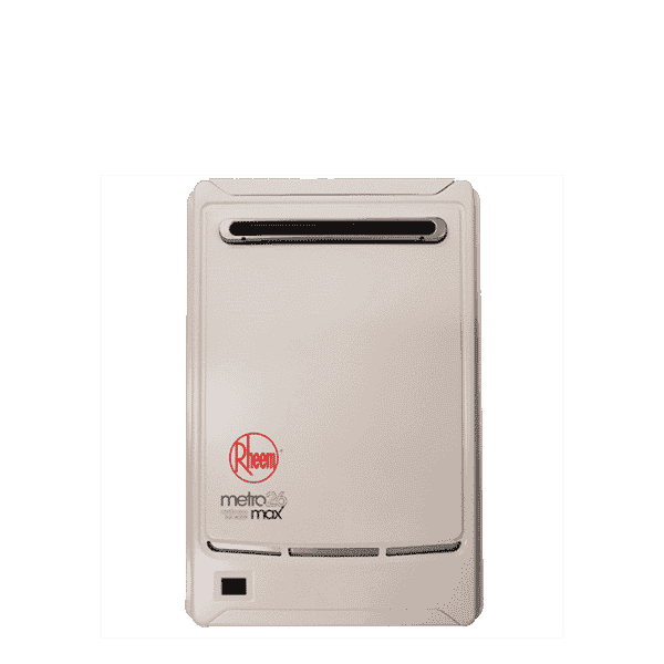 Rheem 26L Metro Continuous Flow Gas Hot Water System