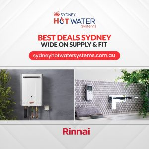 Rinnai Infinity 16 Continuous Flow Hot Water System