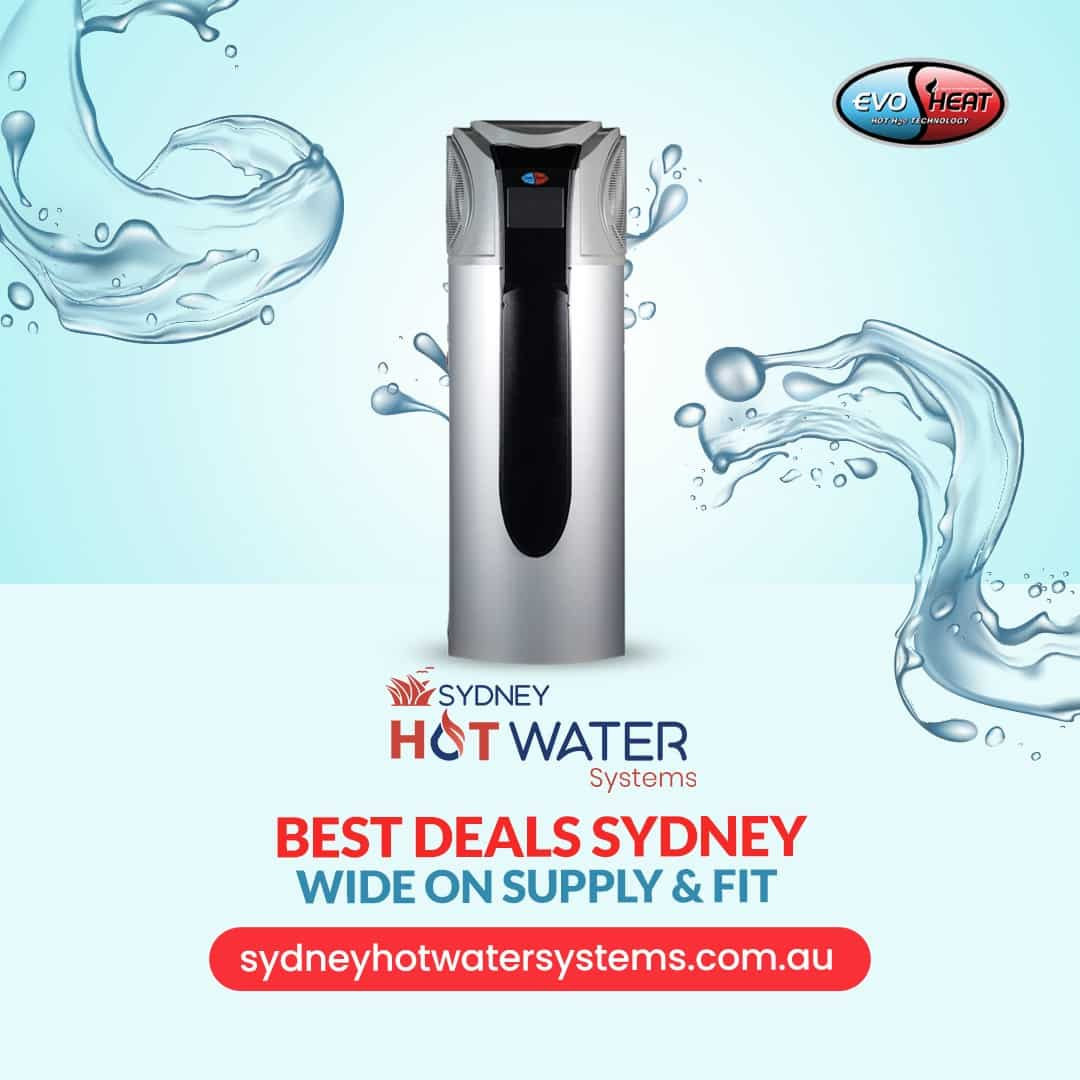 EvoHeat Hot Water System